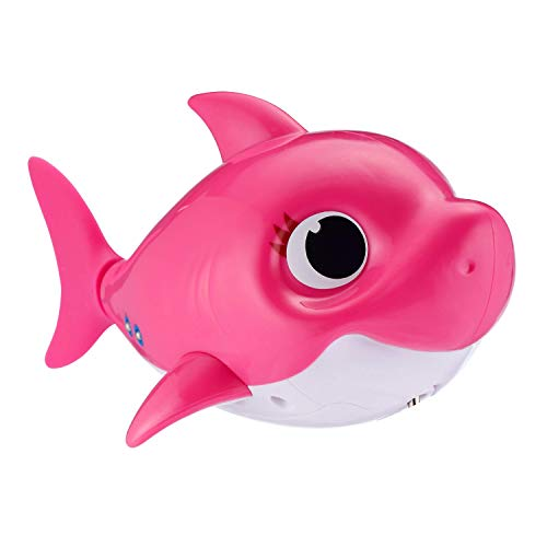 ZURU ROBO ALIVE JUNIOR Baby Shark Battery-Powered Sing and