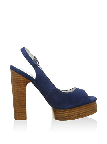 Jeffrey Campbell Zapatos peep toe Azul Marino EU 39