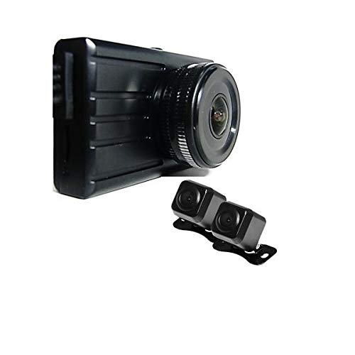 Top Dawg TD3CAM1080P EagleEye Triple Dash Cam - 1 Front Facing Windshield Cam with 2 Additional Waterproof Cams (Cam Eagle)