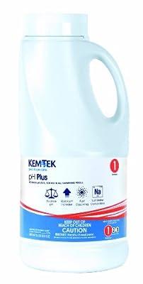 Kem-Tek KTK-50-0009 pH Plus Pool and Spa Chemicals, 5 Pounds