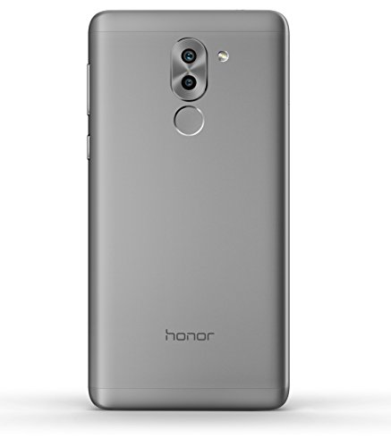 Honor 6X Unlocked Smartphone, Dual Lens Camera and Dual SIM Standby, 3GB RAM, 32 GB ROM, Gray
