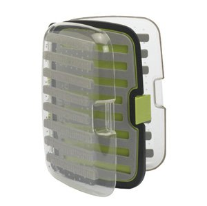 Scientific Anglers Max 752 Fly Box (Medium, Lime Green), Outdoor Stuffs