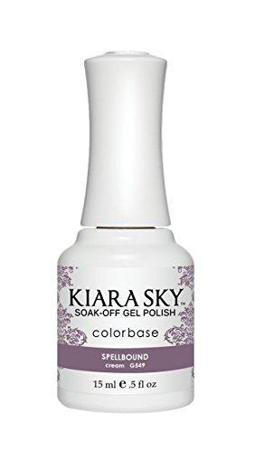 Kiara Sky Gel Polish, Spellbound, 15 Gram