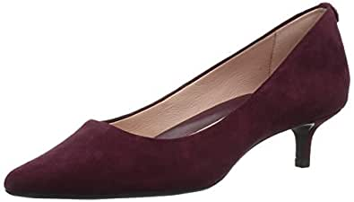 Taryn Rose Women's Naomi Pump, fig, 8 M Medium US