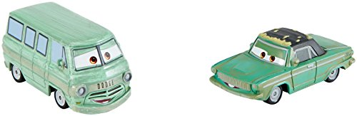 Price comparison product image Disney/Pixar Cars 3 Rusty Rust-Eze and Dusty Rust-Eze Die-Cast Vehicles