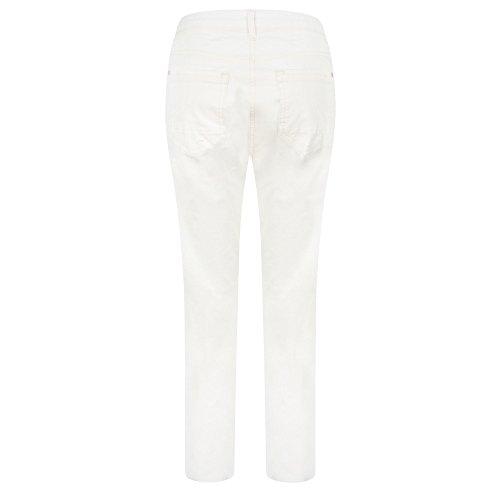 White Sandwich Pantalon Femme Clothing Lily rIIqwUfZ