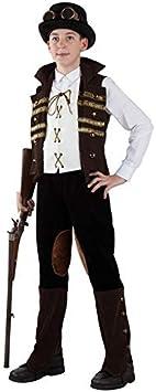 DISBACANAL Disfraz Steampunk para niño - -, 6 años: Amazon.es ...
