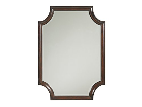 Kensington Place - Catalina Rectangular Mirror (Scalloped Corner)