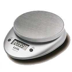laica bx9300 bilancia da cucina elettronica, 3 kg/1 g, acciaio ... - Bilancia Da Cucina Elettronica