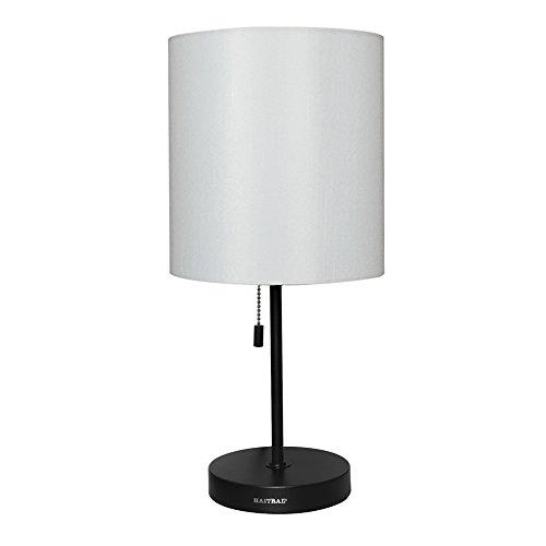 Shade Metal Table Lamp - 6