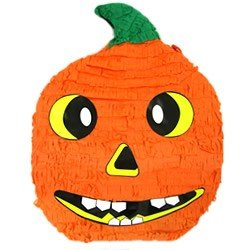 Halloween Pumpkin Pinata (Halloween Cutouts For Pumpkin Carving)