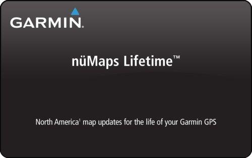 Garmin n%C3%BCMaps Lifetime America Updates