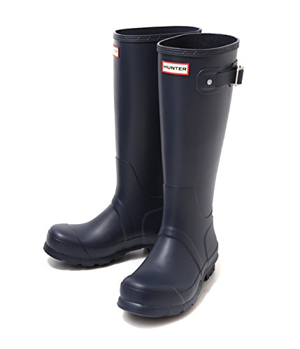 daad81f6d36f HUNTER [ハンター] ORIGINAL TALL(オリジナル トール 長靴 レインブーツ シューズ) UK6 ネイビー