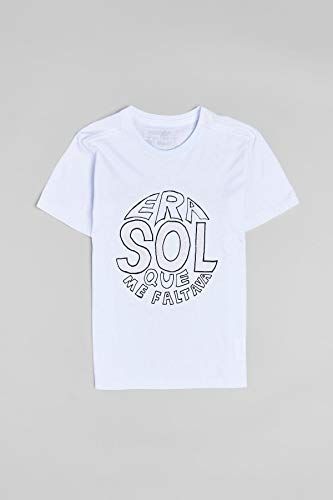 Camiseta Mini Sm Era Sol Rqb