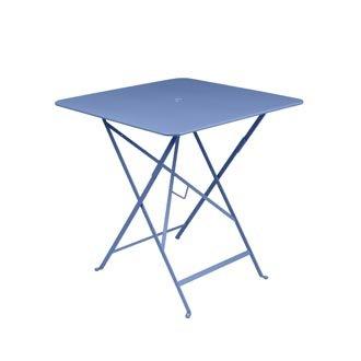 Bistro par Fermob - JMJ1091230 - Table pliante carrée BISTRO ...