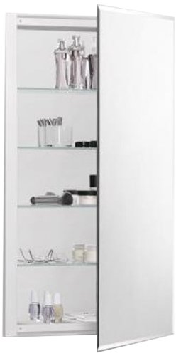 Robern CB-RC2036D4FB1  R3-Series Bevel Mirror Medicine Cabinet by Robern