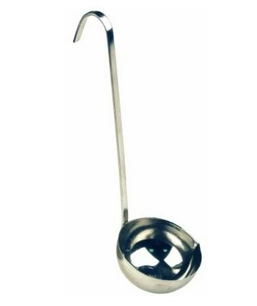 1 Ounce Mini Stainless Steel Ladle