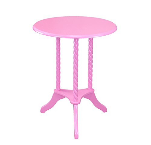 Frenchi Home Furnishing Round End Table (Kids Accent Table)