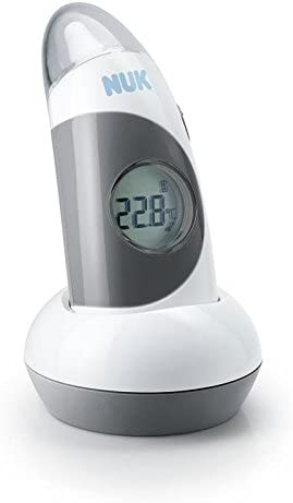 NUK 2 in 1 Baby Thermometer 1 2 3 6 12 Packs