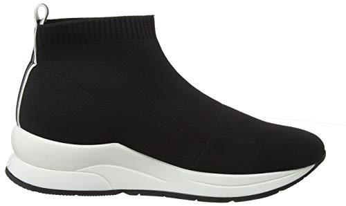 Jeans Karlie Donna 16 elastick Da Basse Ginnastica Sock Jo Scarpe Liu Nero black Black 22222 RqU5f