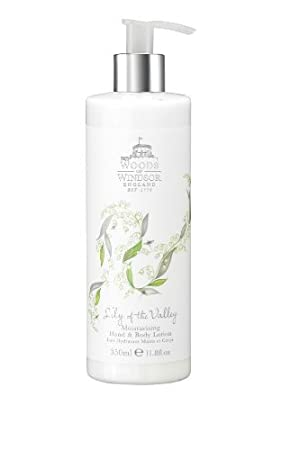 Woods of Windsor Lily of the Valley Moisturising Hand and Body Lotion by Woods of Windsor