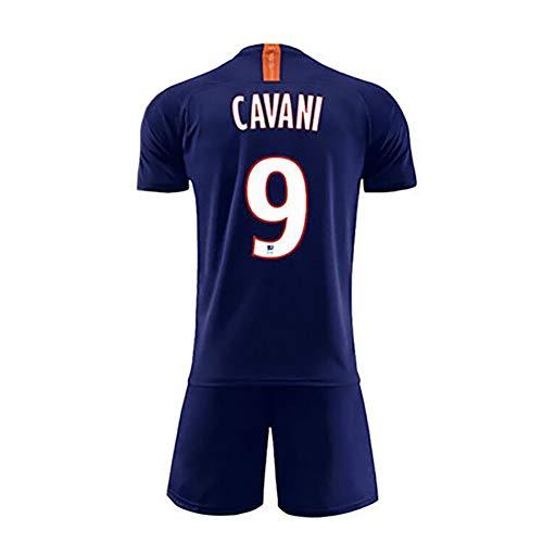 Camiseta Mbappé No. 7, Camiseta de Entrenamiento de fútbol Neymar JR No. 10, Camiseta Cavani No. 9, Camiseta de fútbol…