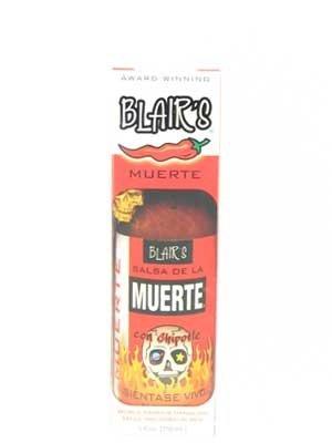 Blairs Salsa De La Muerte, ...