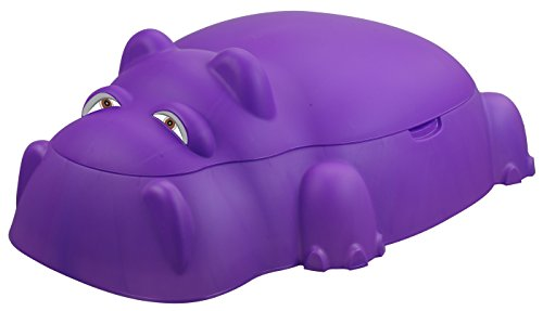 - Starplay Hippo Pool/Sandpit with Cover, Purple
