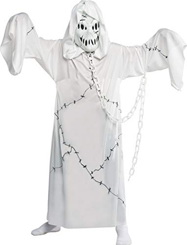 Ghosts Halloween Costumes (Cool Ghoul Costume, Large)