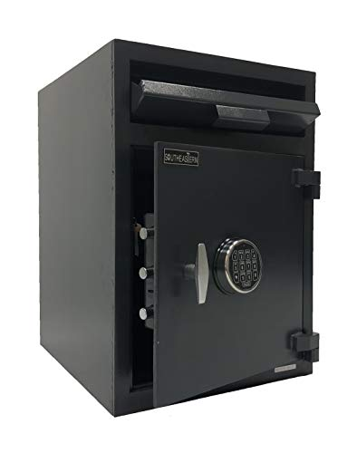 Southeastern F2820ILK Cashbag Drop Depository Safe with Quick Digital Lock w/Inner Dual Key Locker by Southeastern (Image #3)