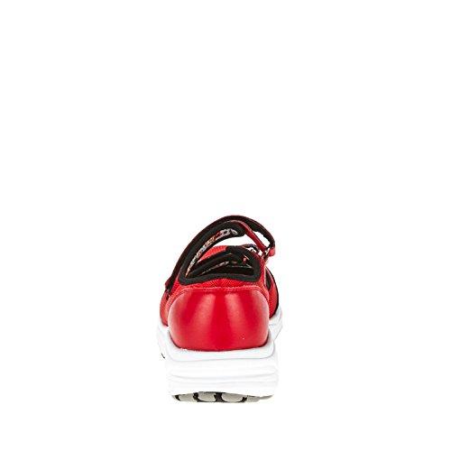 Drew Shoe Womens Solo Mesh Scarpe Da Ginnastica Sportive Rosso Sport Mesh