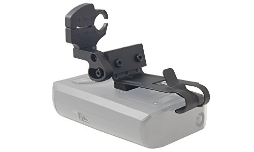 BlendMount BNR-2021 Aluminum Radar Detector Mount for Uniden R1 R3 – Made in USA – Looks Factory Installed