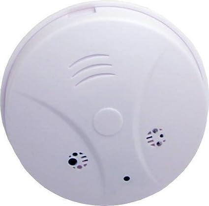 HCSmokeSD: Detector de humo cámara oculta zectron