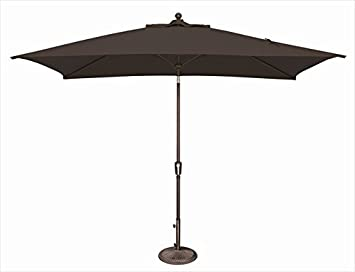 SimplyShade Catalina Patio Umbrella in Black
