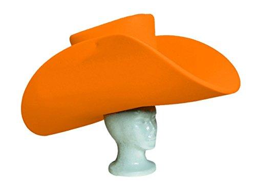 """24"""" Oversized Cowboy Hat - Orange"""