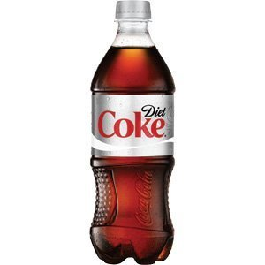 Coke 20 Oz- 24 Packs (Diet Coke) by Coca-Cola by Coca-Cola