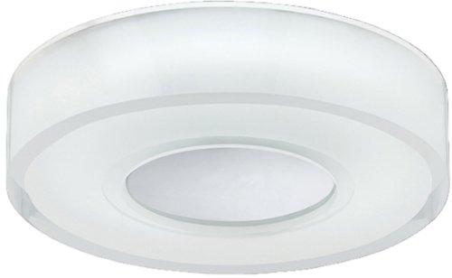 Eurofase 23017-016 Spirit 1-Light Small Flush Mount Chrome