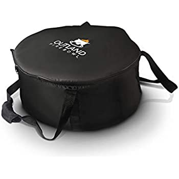 Amazon.com : Outland Firebowl UV and Weather Resistant 760 ... on Outland Living Cypress Fire Pit id=19274