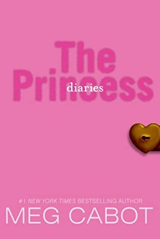 book cover of The Princess Diaries