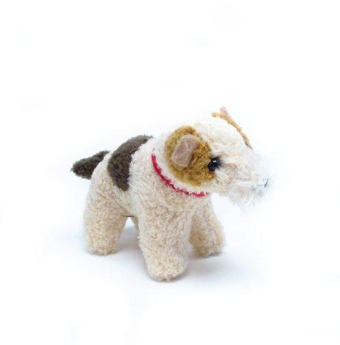 (Standing Fox Terrier Magnet 4