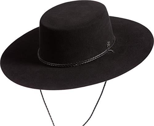 654c7ceb454 Jual Overland Sheepskin Co Toledo Wool Felt Gaucho Hat - Hats   Caps ...
