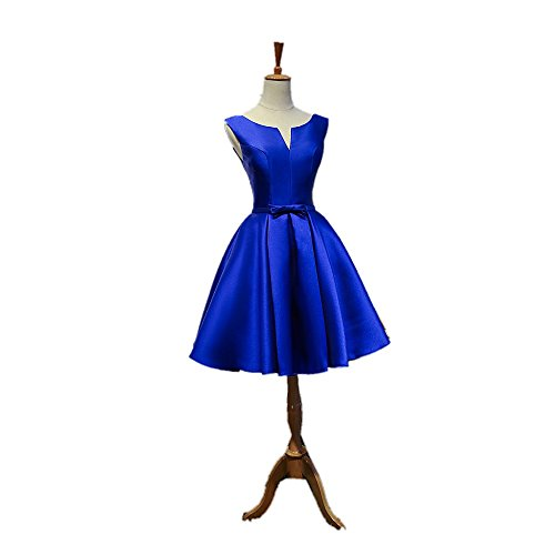 vestidos royal blue - 4