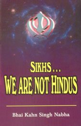 Sikhs: We are not Hindus