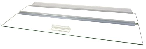 Aquarium Masters Glass Canopy for 30 BR, 40 BR, 50, 65, 84 Gallon Tanks 36''x18'' by Aquariums, AM33618 by Aquarium Masters