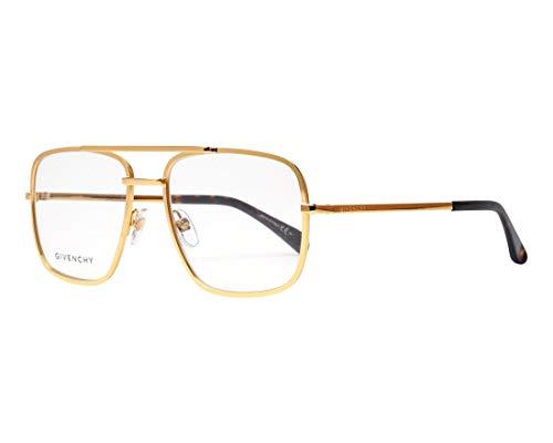 Eyeglasses Givenchy GV 0098 0J5G Gold / 00 Demo Lens