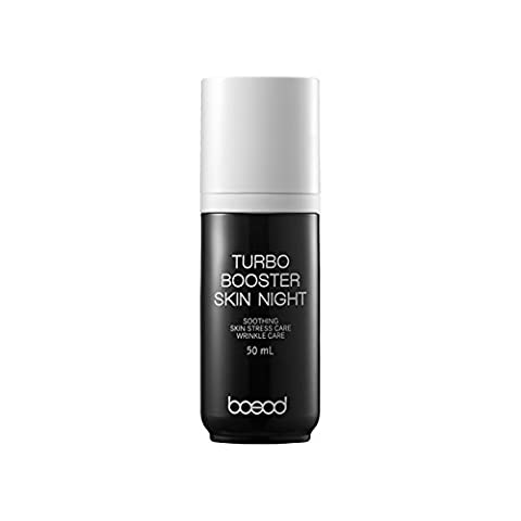 [BOSOD for Men] Turbo Booster Skin Night 1.69 fl.oz. - 1.7 Ounce Energizing Shampoo