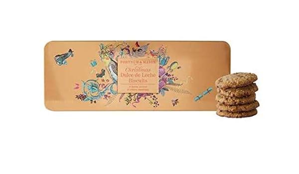 Amazon.com: Fortnum & Mason Dulce de Leche Biscuit, 175g: Garden & Outdoor