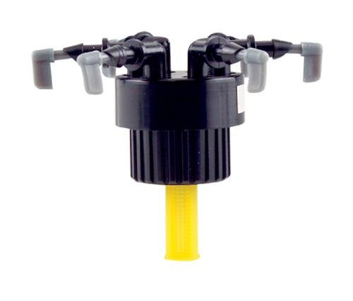 Hydro Flow 6 Outlet Distributor Manifold