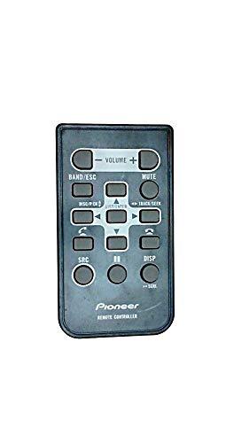 - PIONEER OEM Original Part: QXE1044 In-Dash Car Audio CD Receiver Remote Control