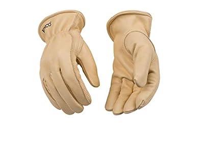 Kinco Unlined Grain Cowhide Glove